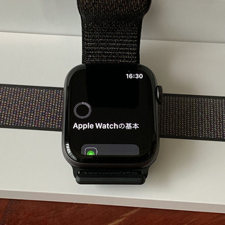 Apple Watch Series 4を買いました。